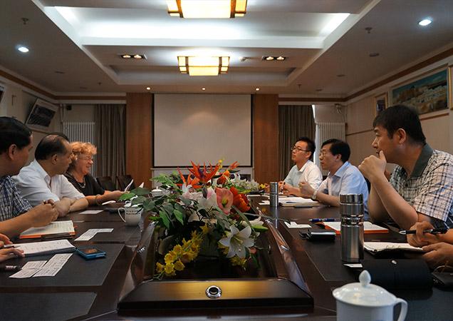 陈立新副秘书长会见欧盟中国经济文化委员会等一行